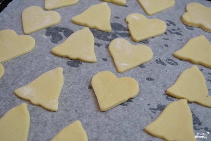 Печенье из сгущенки - фото шаг 8
