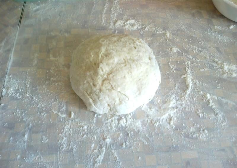 Тесто для баурсаков - фото шаг 6