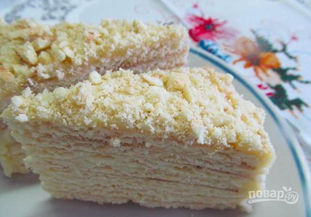 Торт на скорую руку - фото шаг 6