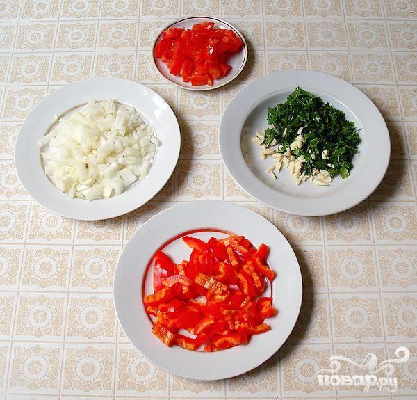 Сытный суп из телячьего сердца - фото шаг 4