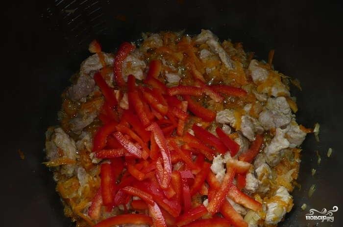 сердечки куриные с болгарским перцем рецепты