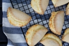 Печенье с творожной начинкой