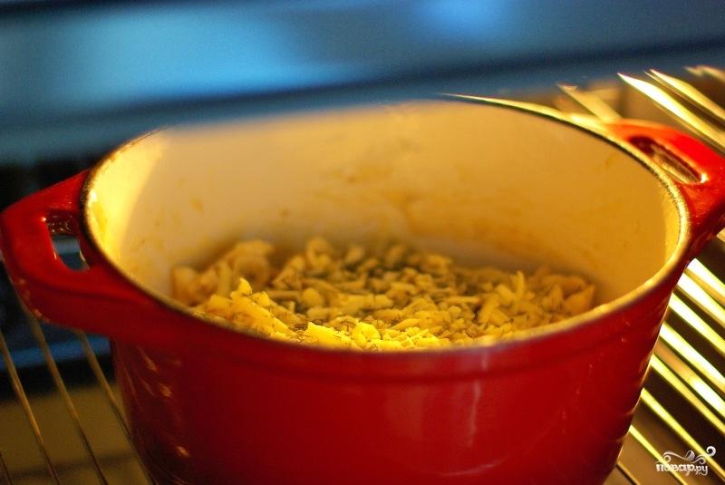 Макароны в духовке - фото шаг 9