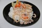 Стеклянная лапша с морепродуктами