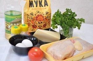 Домашний Макдоналдс - куриные наггетсы - фото шаг 1