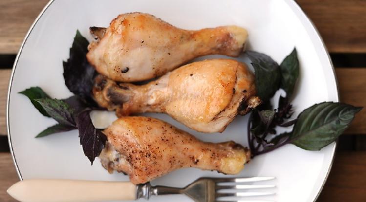 Курица под медовым соусом - фото шаг 2