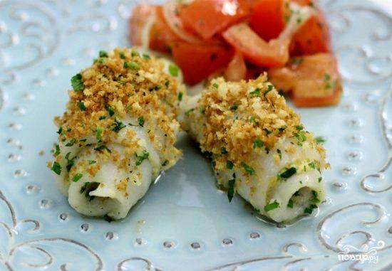 рецепты морского языка в духовке с фото