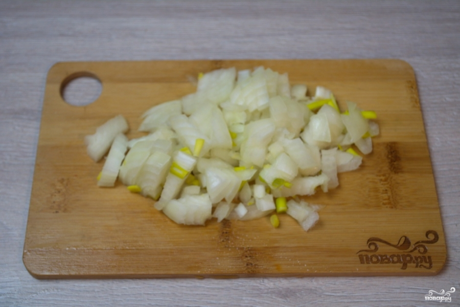 Мясо под соусом сметанным - фото шаг 2