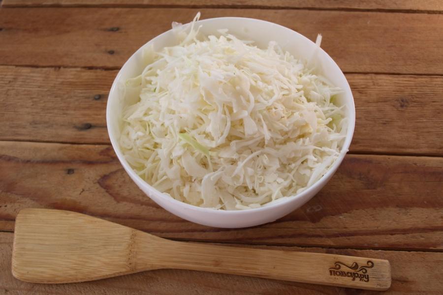 Рецепт Капустная запеканка в духовке (диетическая)