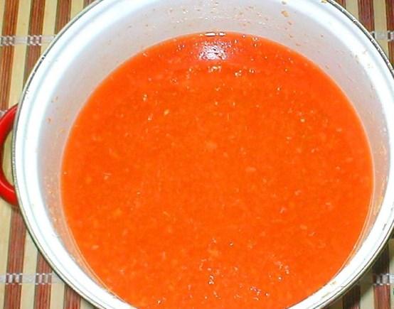 Джем из тыквы с апельсином - фото шаг 3