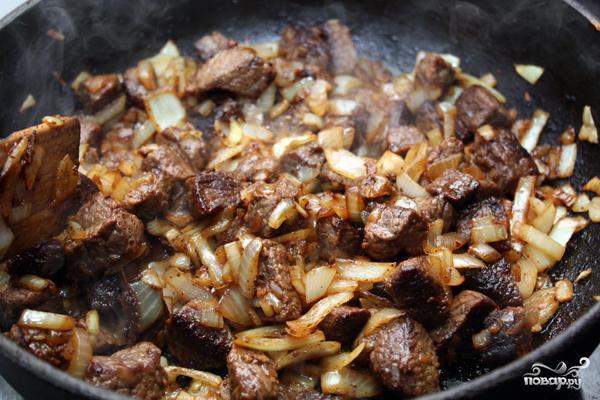 Суп из говядины с тмином - фото шаг 2
