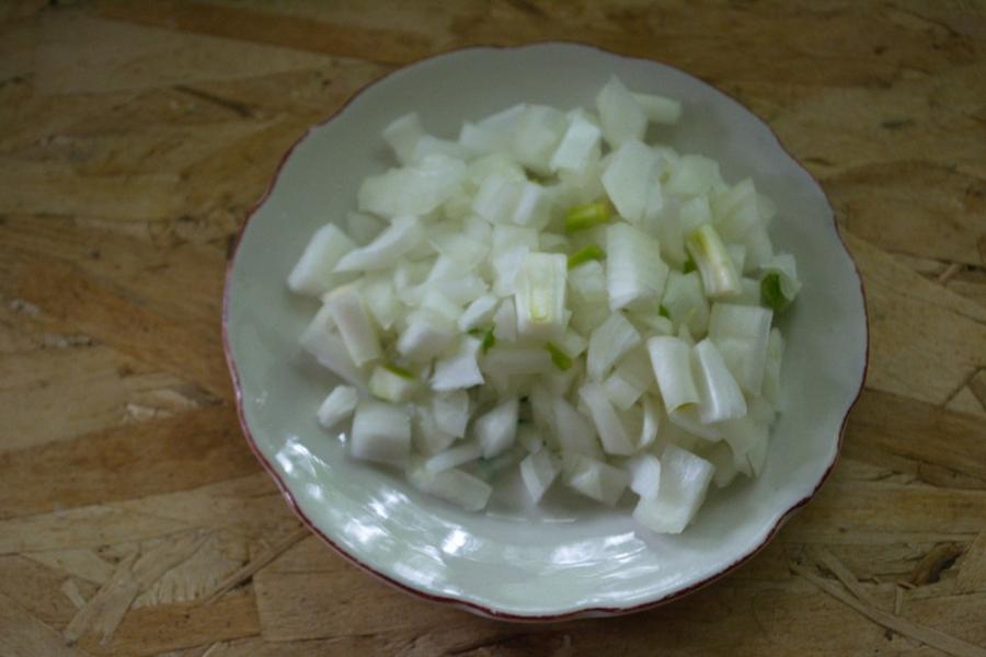 Рецепт Гороховый суп с копченым салом
