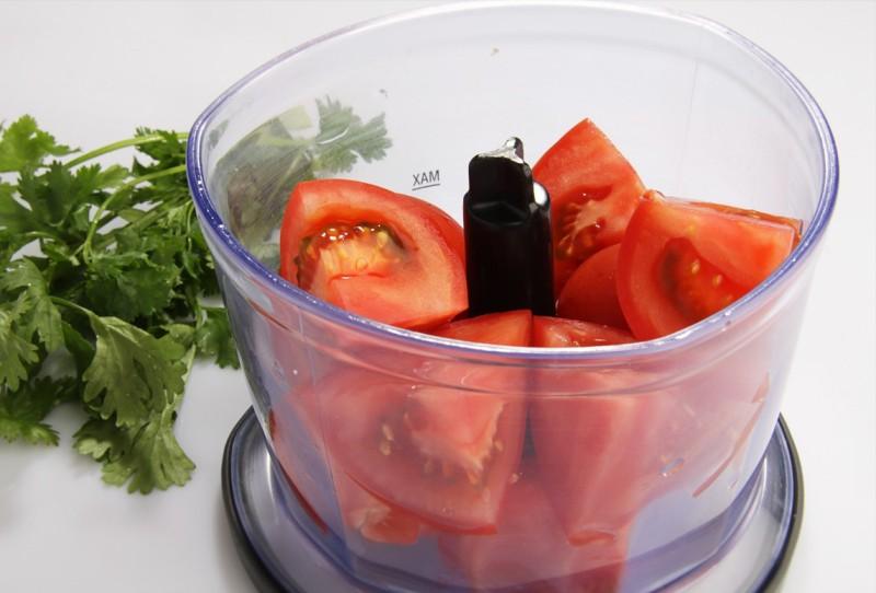 Коктейль из помидоров - фото шаг 2