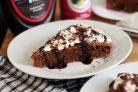 Простой рецепт кекса с какао