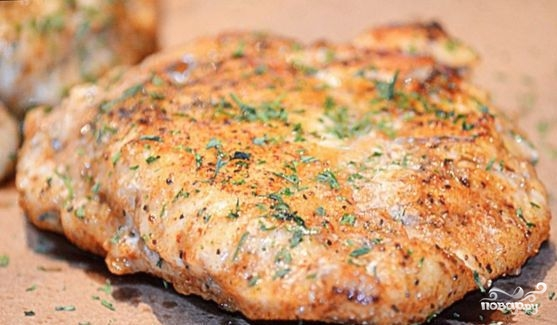 Рецепт Курица в кляре в мультиварке