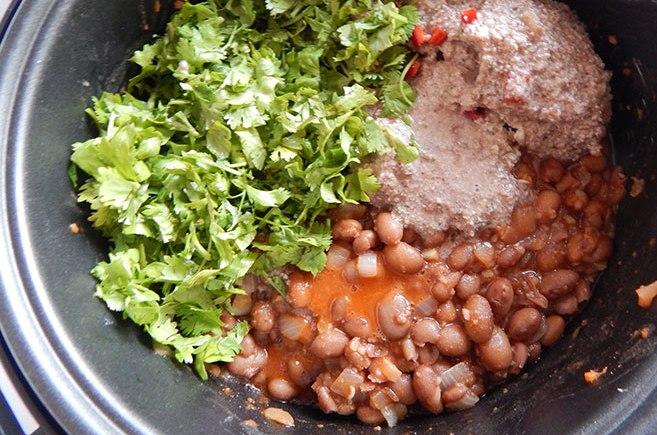 Лобио с мясом в мультиварке - фото шаг 9