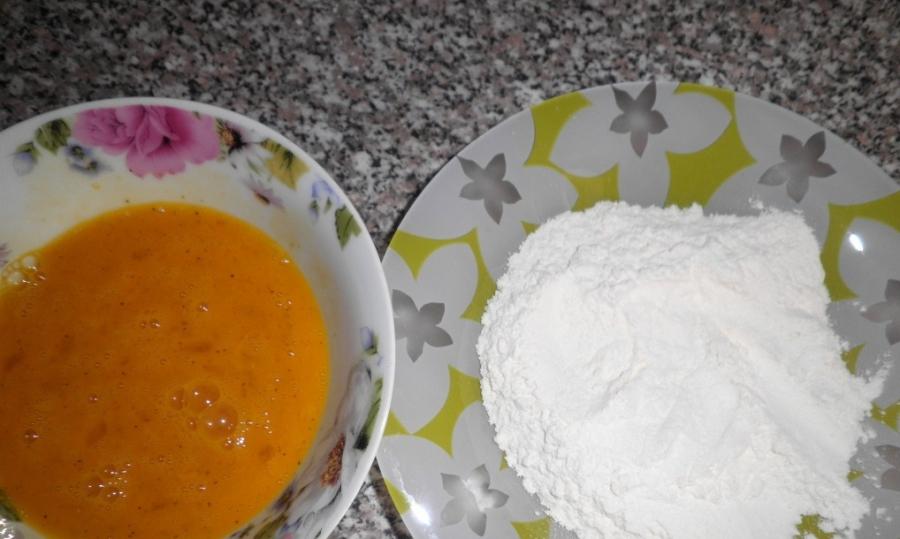 рецепт судак в кляре в духовке