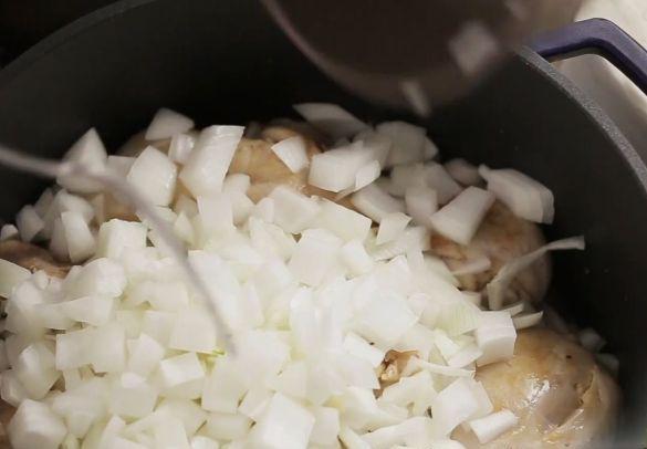Как приготовить гороховым супом