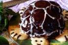 Торт Черепаха (простой рецепт)
