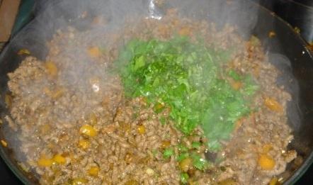 Лазанья из макарон с фаршем - фото шаг 9
