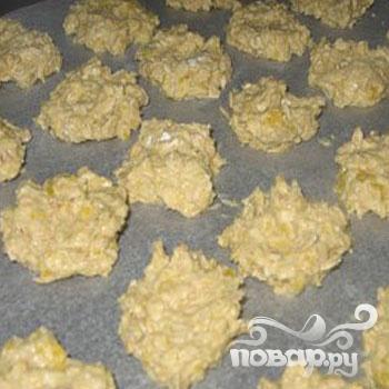 Тыквенно-овсяное печенье - фото шаг 5