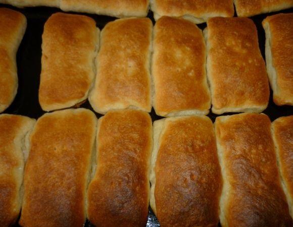 Пирожки с сыром - фото шаг 9