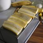 Рецепт Пирог с карамелизованными бананами