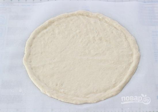 Тесто для тонкой итальянской пиццы