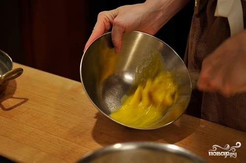 Английский хлебный пудинг - фото шаг 5