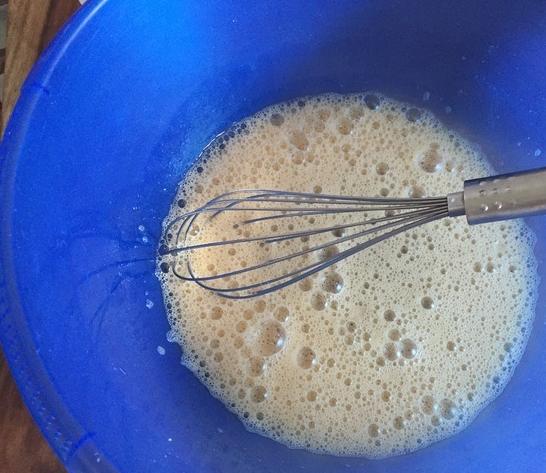 Амарантовый хлеб - фото шаг 1