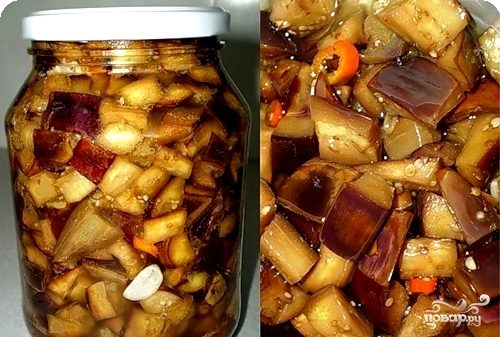 Баклажаны как грибы на зиму рецепты с пошаговым