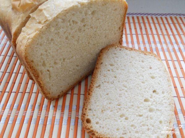 Хлеб на опаре в хлебопечке