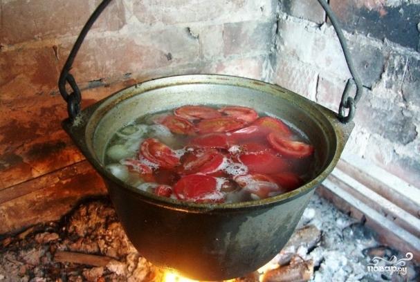 Шулюм из баранины рецепт с фото классический