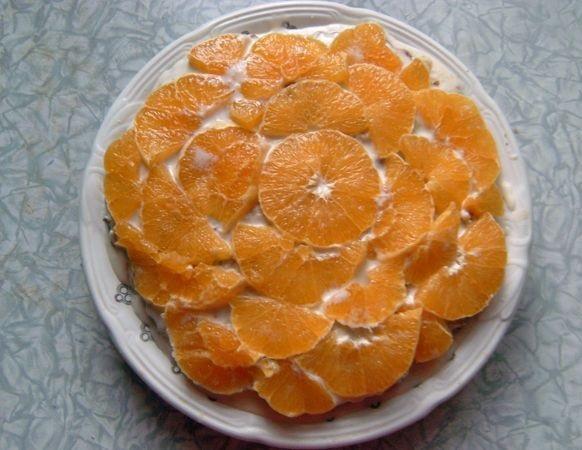 Пряничный торт без выпечки - фото шаг 8