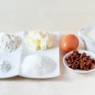 Рецепт Булочки с шоколадом и ирисками