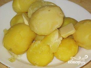 Запеченный картофель в соусе - фото шаг 3