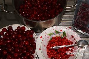 Рецепт Конфитюр из вишни