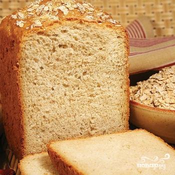 Рецепт Бездрожжевой хлеб в хлебопечке