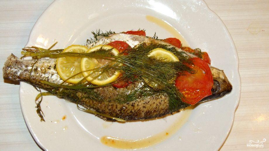 приготовить рыбу в духовке в фольге пошаговый рецепт у