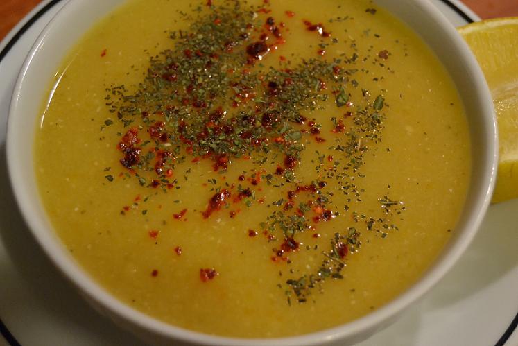 рецепт как правильно готовить чечевичный суп