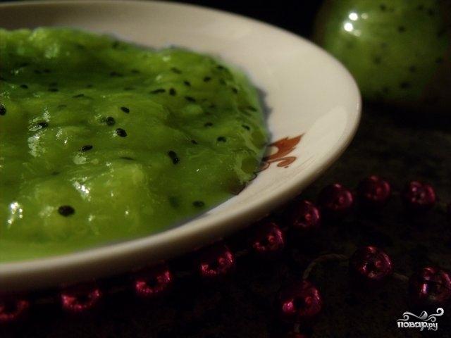 Рецепт Варенье из киви в микроволновке