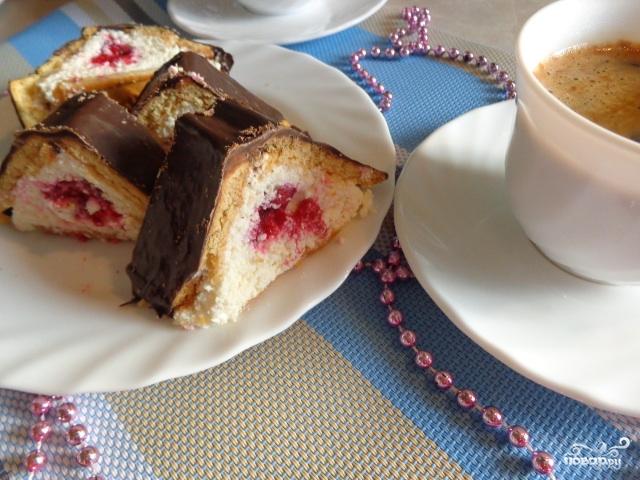 готовим десерт пошагово с фото