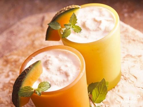 Рецепт Йогуртовый крем