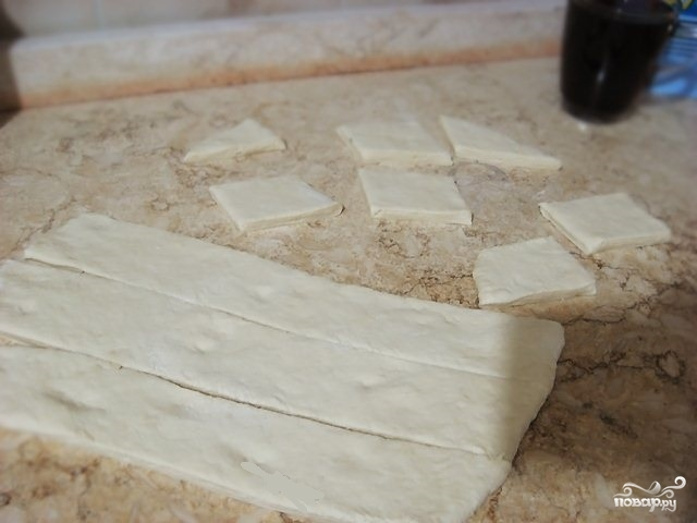 Хинкали на кефире - фото шаг 3