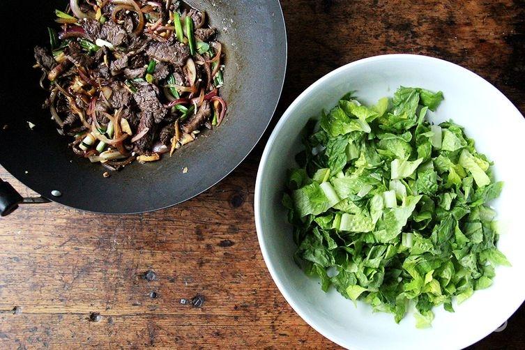 салат мясо с овощами рецепт с фото