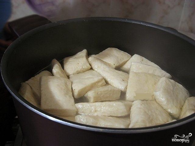 Хинкал аварский рецепт пошаговый с фото