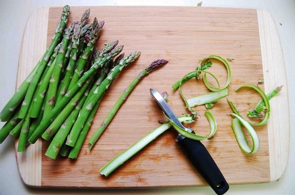 Рецепт Салат овощной с ветчиной