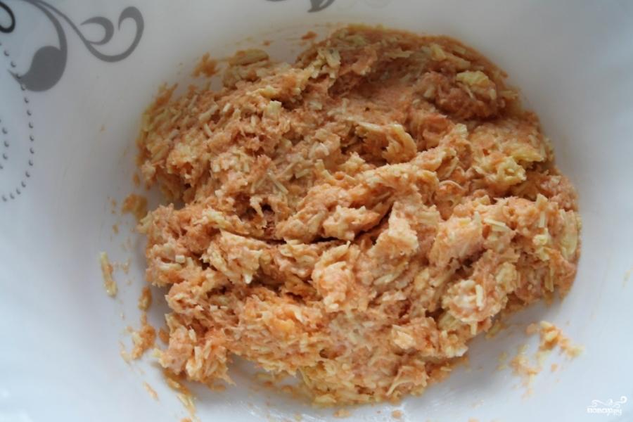 Морковный жмых - фото шаг 2