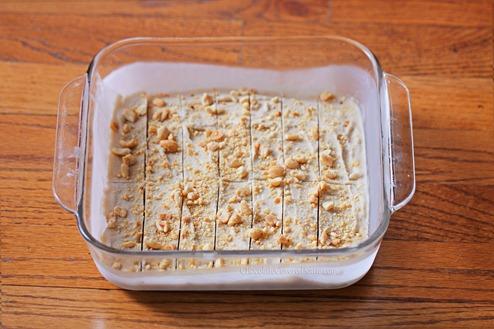 """Мороженое """"Сникерс"""" - фото шаг 2"""