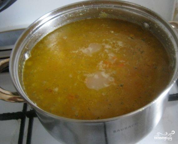 Суп крестьянский - фото шаг 8